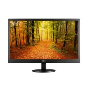Monitor Aoc E2070swn 19.5 Led Hd 1600 X 900 Tn Vga 5ms