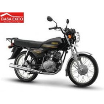 Moto Yamaha Yd110 Año 2015 Negra