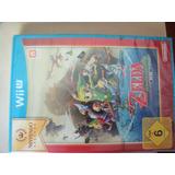 Juego Wii U The Legend Of Zelda The Windwaker Nuevo