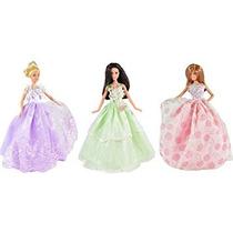 Juguete Vestidos Para Barbie - La Colección Del Wildflower