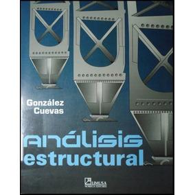 Libro: Análisis Estructural - Gonzáles Cuevas - Pdf