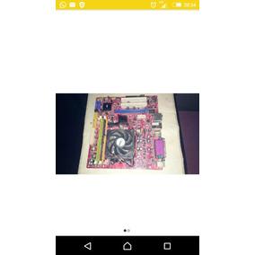 Combo Mother Msi+micro Am2 +2gb Ram Kingston