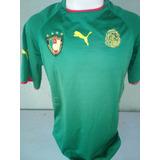 Camisa Puma De Camarões#xl