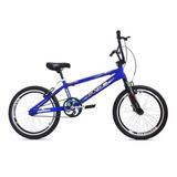 Bicicleta (gtsm1) Bmx 20 Azul - 003458