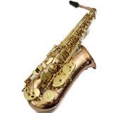 Saxofon Alto Conductor M1105 Estuche Semi Duro Caña Boquilla