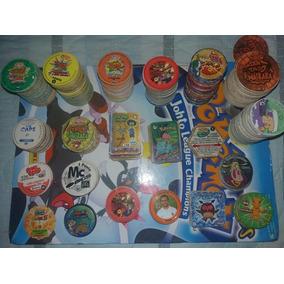 Tazos Elma Chips E Coleções Diversas