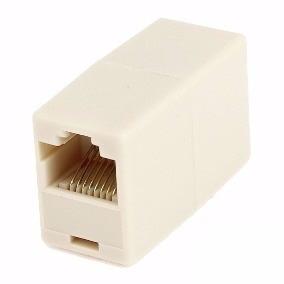 Conectores Union De Cable Rj45 Nuevos
