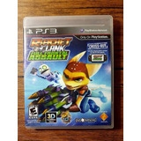 Ratchet And Clank Full Frontal Assault Playstation 3 Ps3 !!