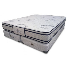 Colchon Y Sommier Suavestar Atmosphere 200 X 160 Queen Size