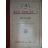 Guía Del Método Onomatopéyico