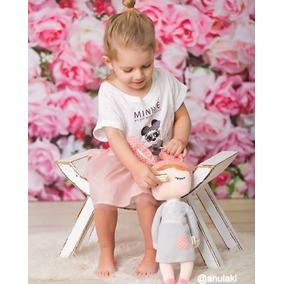 Boneca De Pano De Dormir Metoo Doll Angela Naninha Importada
