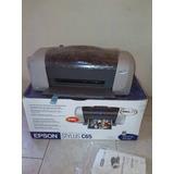 Impresora Epson Stylus C65 Inyectores Tapados