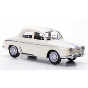 Renault Douphine Gordini Met Solido 1/43 Replica Coleccion