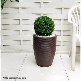 1 Vaso Decorar Sala Jantar Mesa Cadeira 4 6 Madeira R 45x35