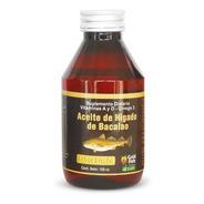 Aceite Higado Bacalao Sabor Limon Goldfish 150 Cc.
