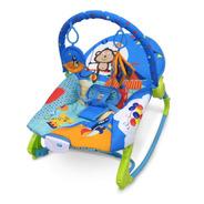 Silla Mecedora Bebe Mega Baby Con Música Y Vibración 20 Kg