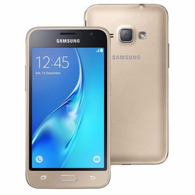 Smartphone Samsung Galaxy J120 J1 2016 Dourado