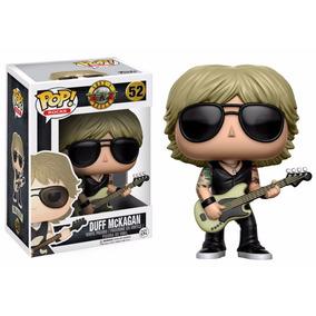 Boneco Funko Pop Guns Roses - Duff Mckagan Nº52