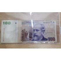 $100 Convertibles Curso Legal Con Leyenda Firmas Pou-alvarez
