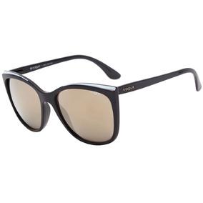 1427a53fec91a Oculos De Sol Vogue Preto - Óculos no Mercado Livre Brasil