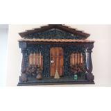 Hermosa Fachadas Decorativas Artesanales En Madera