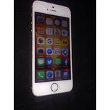 Iphone 5s 16gb Gold 4g Lte- Liberado Digitel,movistar,movnet