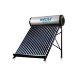 Termotanque Solar Heat Pipe Wega 200 Litros Acero Inoxidable