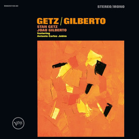 Stan Getz / Joao Gilberto Feat Antonio Carlos Jobim Vinilo