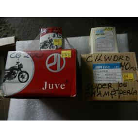 Cilindro Con Piston Para Moto Jog, Rx, Dt, Y Cg-200