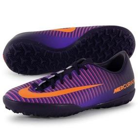 17cae59983 Chuteira Nike Original - Chuteiras Nike para Adultos Violeta no ...