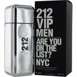 Perfume O Locion 212 Vip Men 100ml Hombre