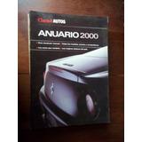 Clarin Autos Anuario 2000 Excelente En La Plata