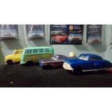 Lote X4 Autitos De Disney Pixar Cars Mcdonalds (mcdonalds)