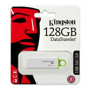 Pendrive 128gb Usb 3.0 Kingston Datatraveler G4