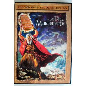 Dvd - Los Diez Mandamientos - Avh - Ed. 2 Dvds Insert