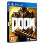 Doom Ps4 Nuevo Y Sellado Disponible