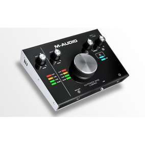 M-audio Interface Mtrack 2x2 Usbde 2 Canales