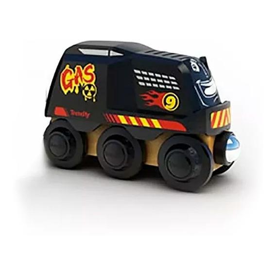 Trencity Personaje Locomotora Gas Juguetes Arastre Educando