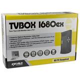 Cable Tvbox Kworld Hace Puente Entre Tarjeta Video Y Monitor