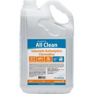 Sabonete Liquido Antisséptico Para Limpeza E Assepsia Das Mãos Com Triclosan Elimina Bactérias E Fungos