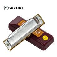 Armonica Suzuki Folkmaster Mod 1072varios Tonos