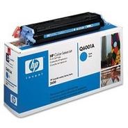 Toner Hp Q6001a Ciano Hp 1600 2605 2600n Cm1015 Cm1017 Orig.