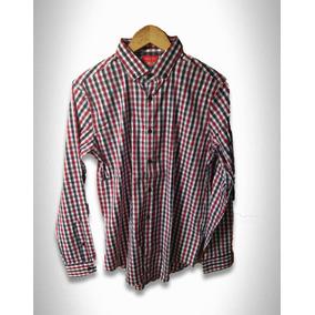 bea9e762d Camisa Xadrez Vermelha - Camisa Manga Longa em Mato Grosso do Sul no ...