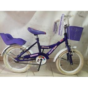 Bici Princesita Rd 16 Nena