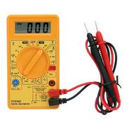 Multimetro Tester Voltimetro Noganet Amperaje Tester Digital