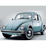 Manual Taller Servicio Volkswagen Escarabajo 70-79 Español