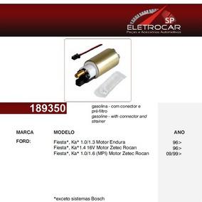 Bomba De Combustivel Ford Fiesta, Ka 1.0, 1.3, 1.4, 1.6 Zete