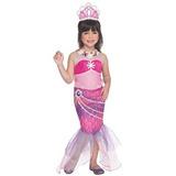 Disfraz Para Niña Rubíes Barbie Y El Traje De Lumina De La