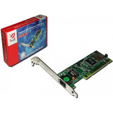 Placa De Red Pci Encore Enlga-1320 10/100 Chip Realtek