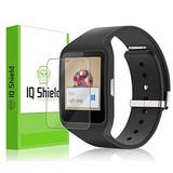 Sony Smartwatch 3 Protector De La Pantalla Iq Shieldâ® Liqui